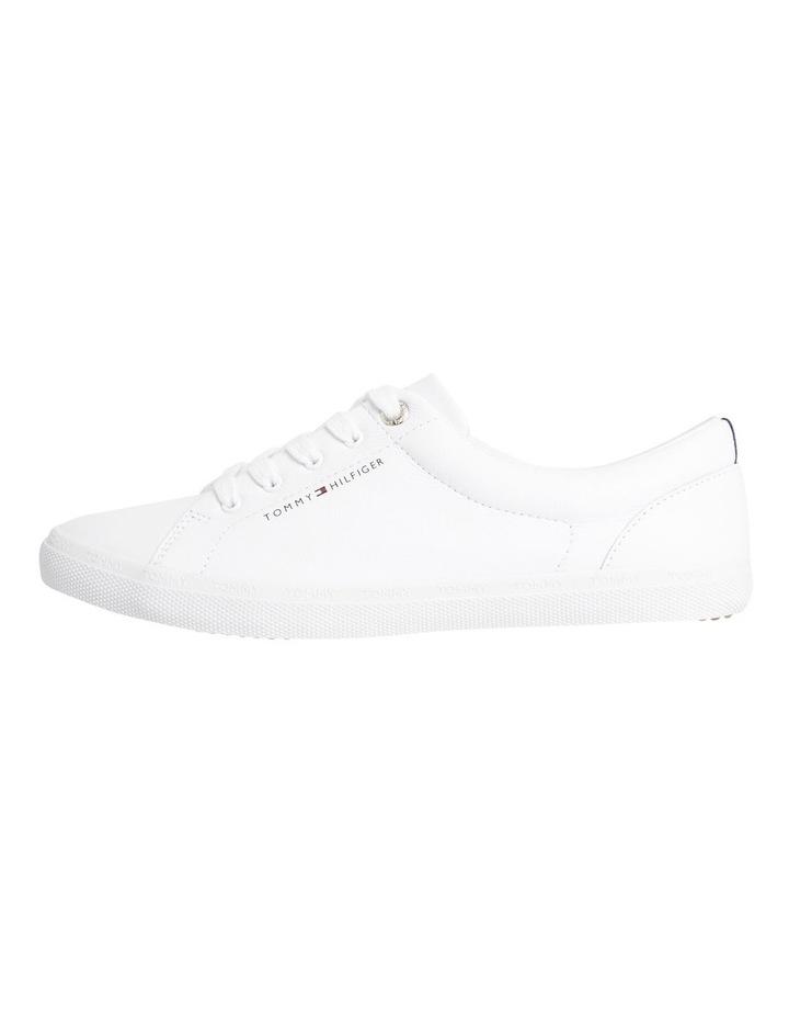 Feminine Everyday White Sneakers image 1
