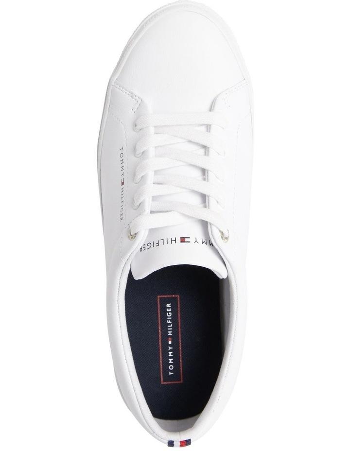 Feminine Everyday White Sneakers image 3