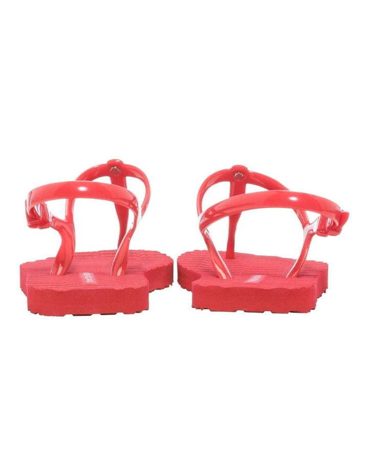 Strappy Flat Beach Sandals image 2