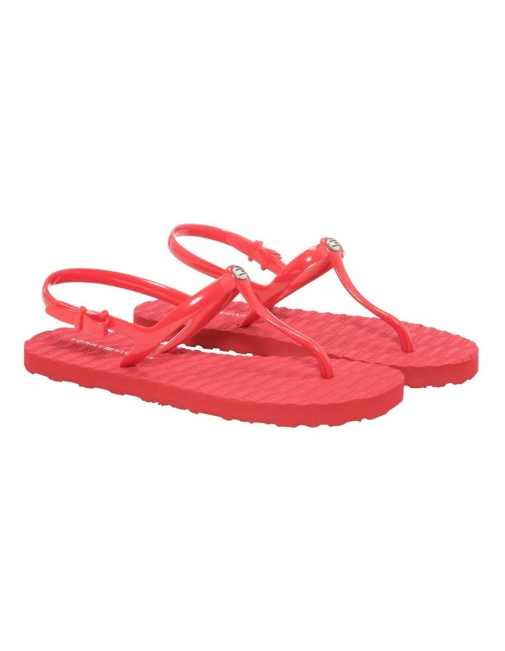 Strappy Flat Beach Sandals image 4