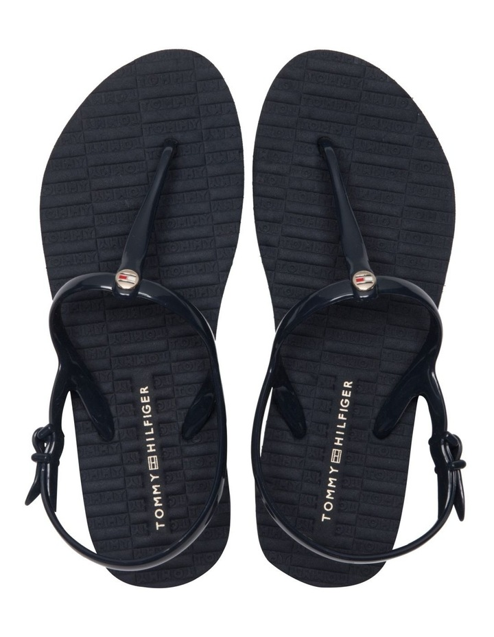 Strappy Flat Beach Sandals image 3