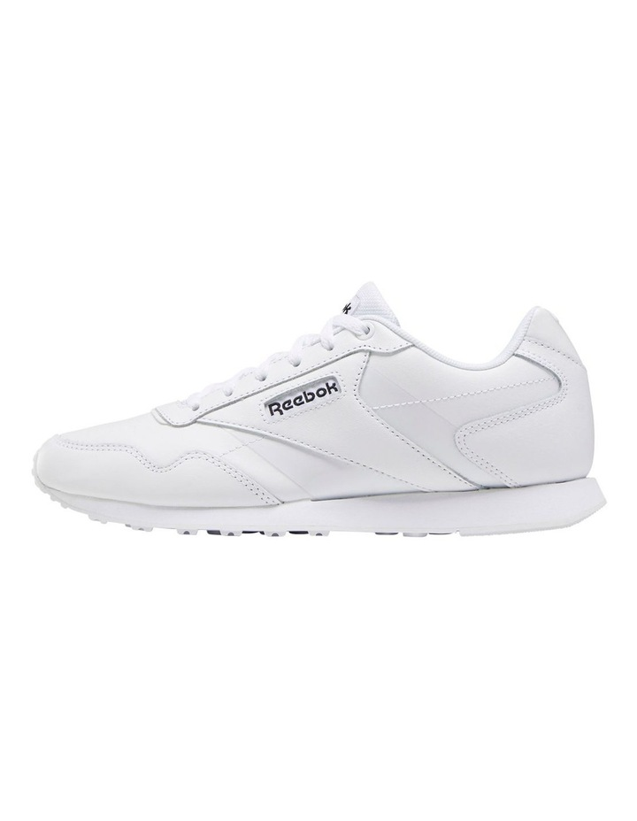 Royal Glide LX  EF7296 White/Black/White Sneaker image 2