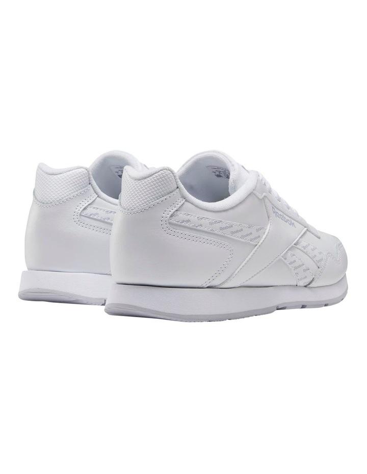 Royal Glide LX  EF7296 White/Black/White Sneaker image 4