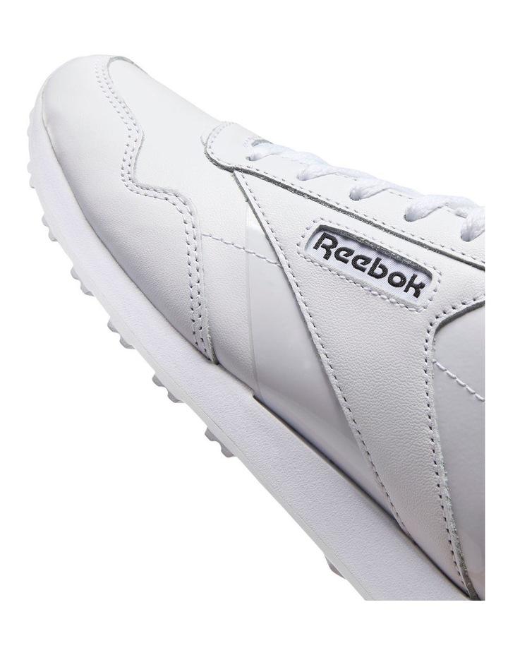 Royal Glide LX  EF7296 White/Black/White Sneaker image 7