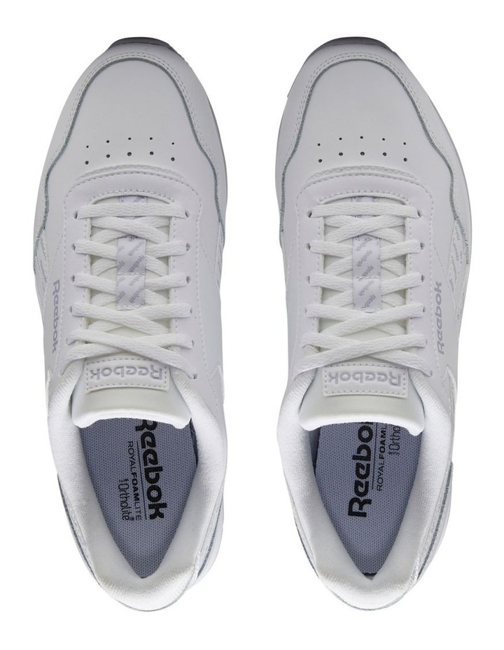 Royal Glide  EF7490 White/Sterling Grey/Black Sneaker image 4