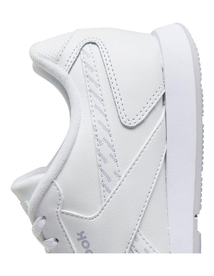 Royal Glide  EF7490 White/Sterling Grey/Black Sneaker image 5