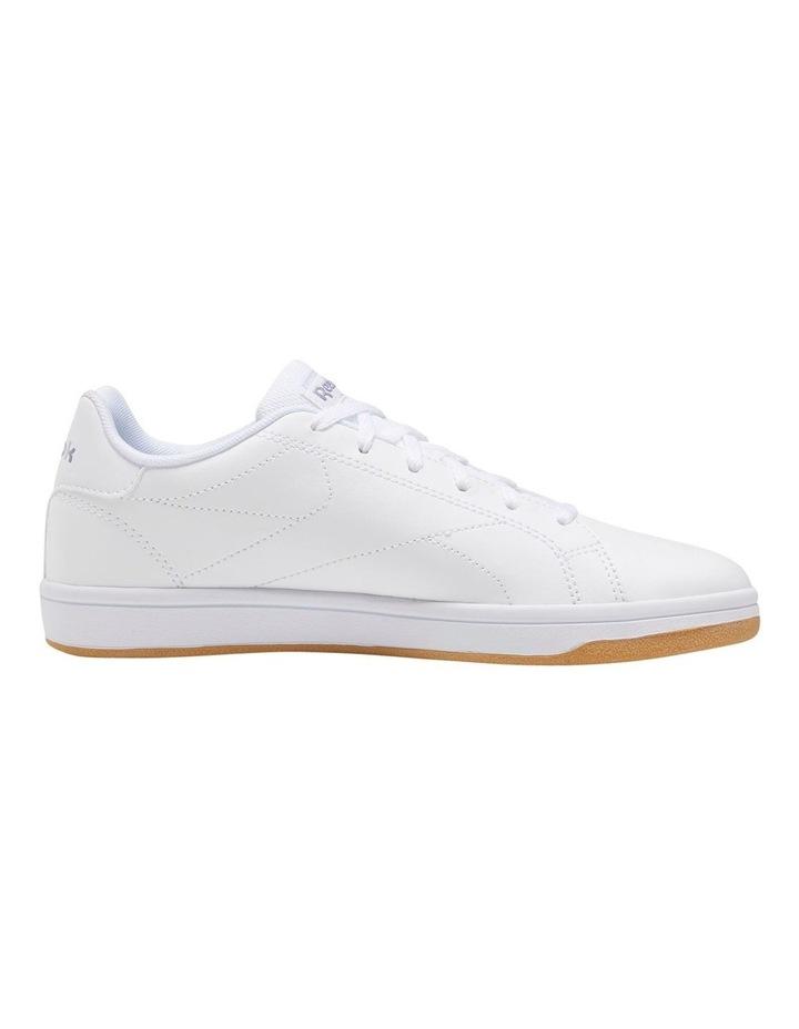 Royal Complete CLN2  EF7768 White/Violet Haze/Reebok Rubber Gum-01 Sneaker image 2