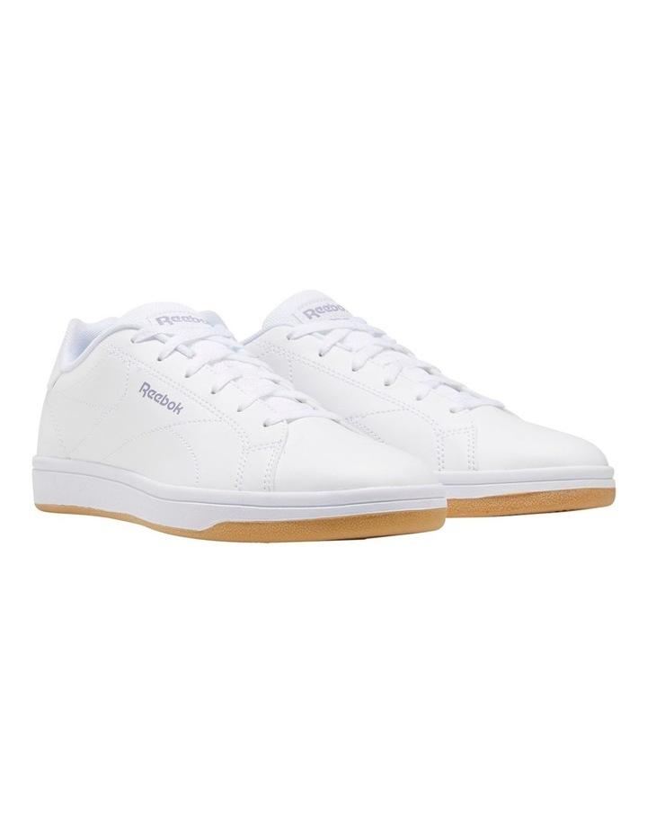 Royal Complete CLN2  EF7768 White/Violet Haze/Reebok Rubber Gum-01 Sneaker image 3