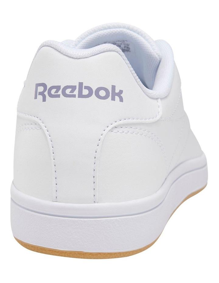 Royal Complete CLN2  EF7768 White/Violet Haze/Reebok Rubber Gum-01 Sneaker image 5