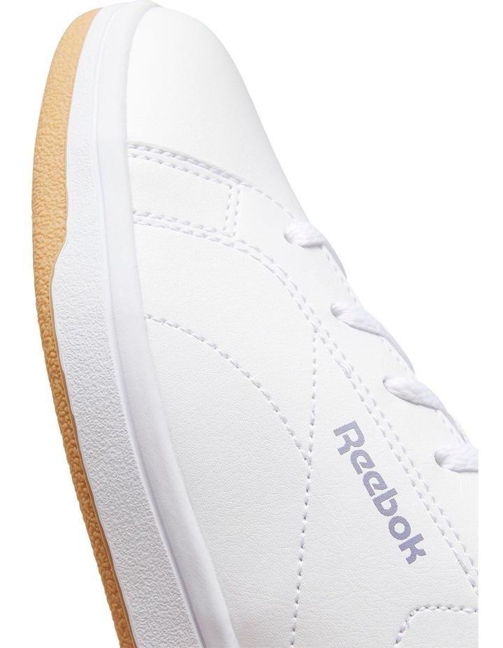Royal Complete CLN2  EF7768 White/Violet Haze/Reebok Rubber Gum-01 Sneaker image 6