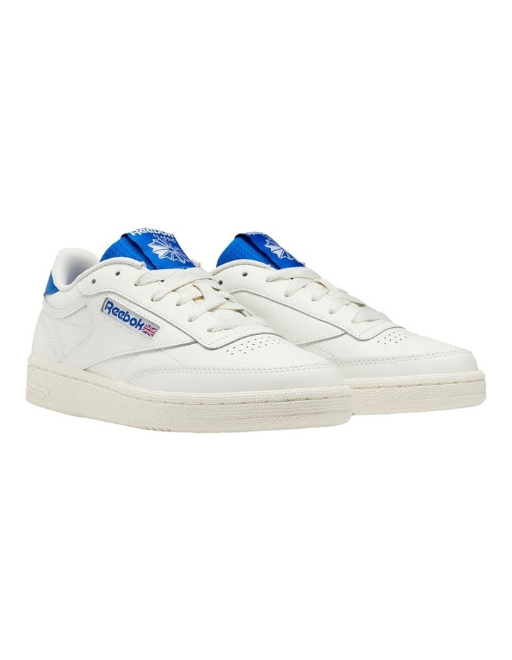 Club C 85 EF7876 Chalk/Humble Blue/Posh Pink Sneaker image 2
