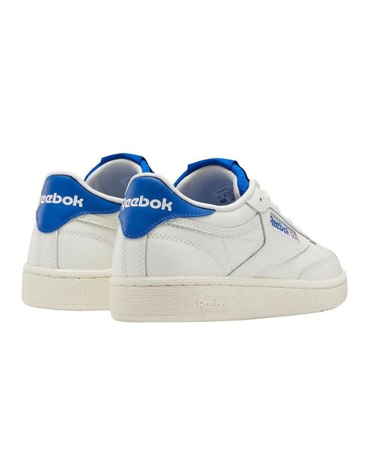 Club C 85 EF7876 Chalk/Humble Blue/Posh Pink Sneaker image 3