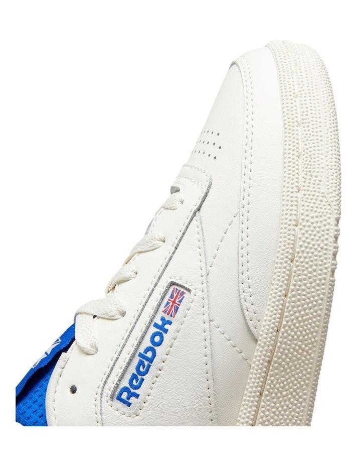 Club C 85 EF7876 Chalk/Humble Blue/Posh Pink Sneaker image 4