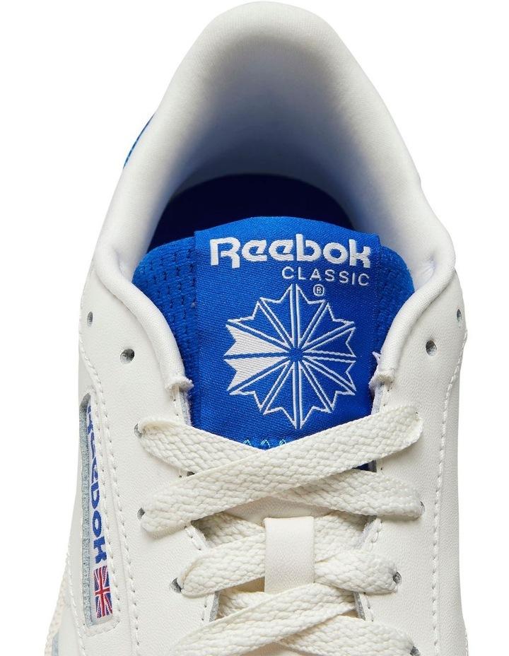 Club C 85 EF7876 Chalk/Humble Blue/Posh Pink Sneaker image 5