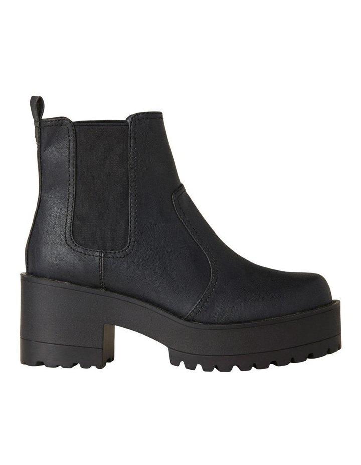 Eamon Black Boot image 1