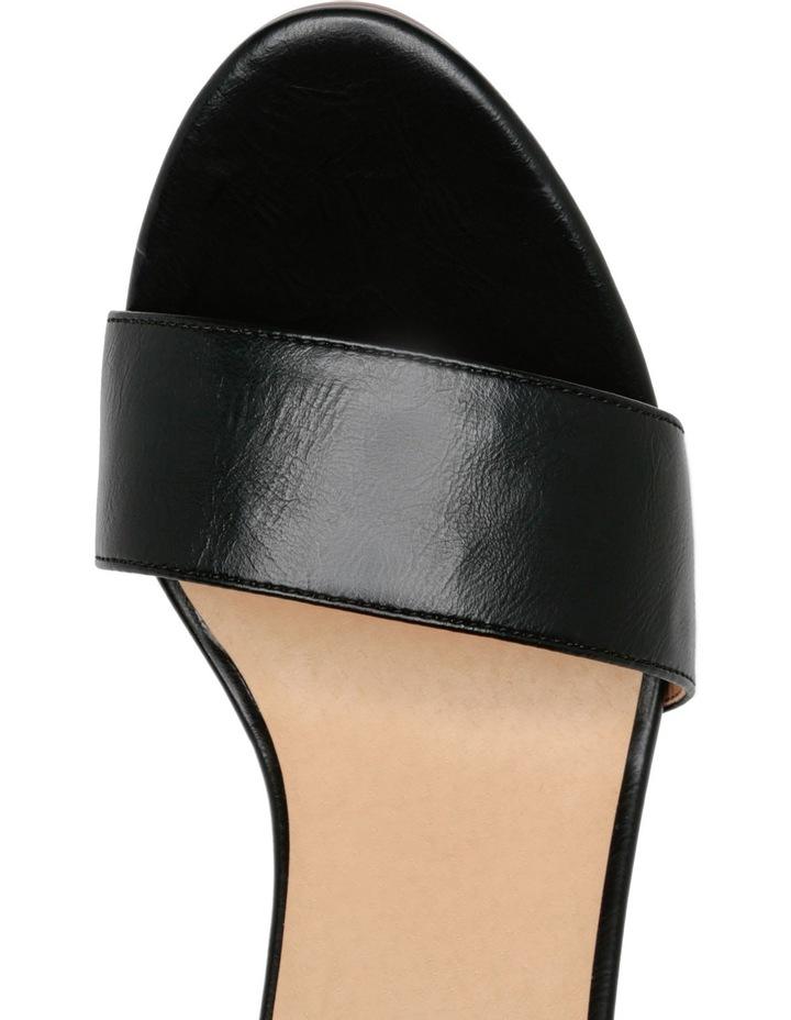 Eiffel Black Sandal image 4