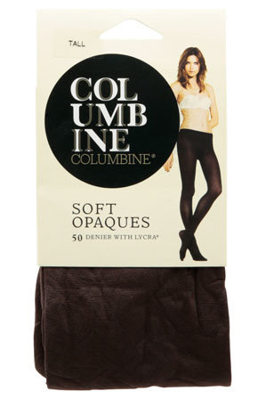 Columbine - Soft Opaque Tights