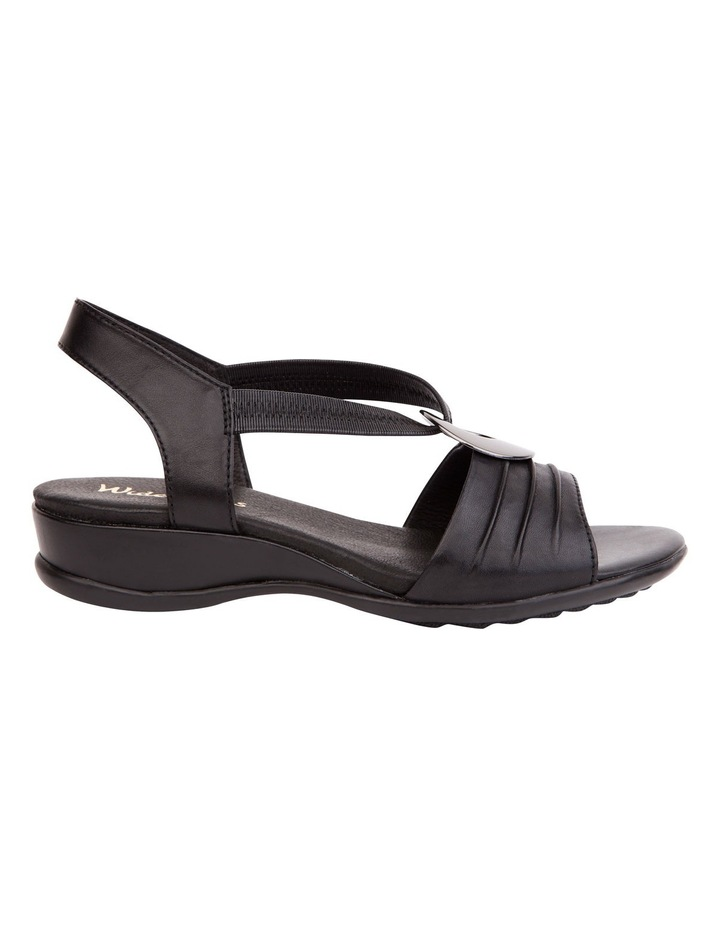 Chase Black Glove Sandal image 1