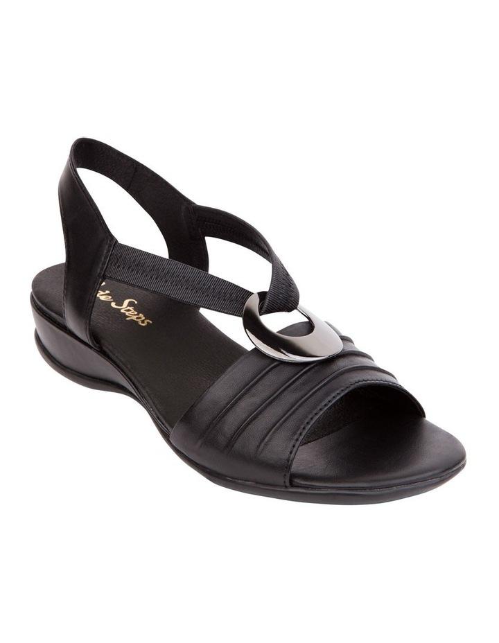 Chase Black Glove Sandal image 2