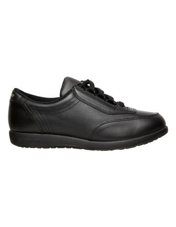 5ba9606e98fe Hush PuppiesClassic Walker Black Sneaker