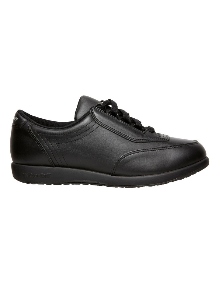 Hush Puppies Womens Classic Walker Comfort Shoes Wide Sizes