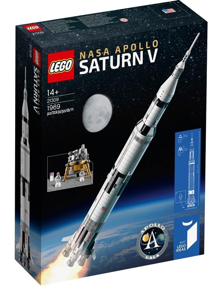 Ideas NASA Apollo Saturn V 21309 image 1