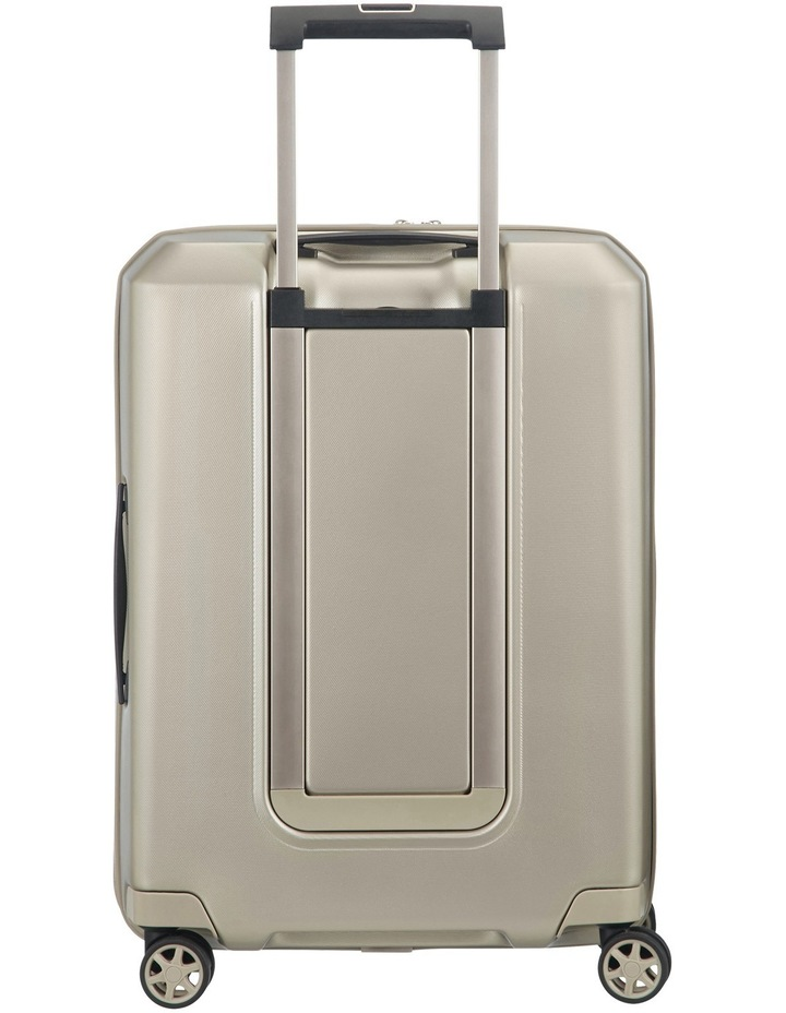 Prodigy Mobile Office Small 55cm Spinner Suitcase - Ivory/Gold image 3