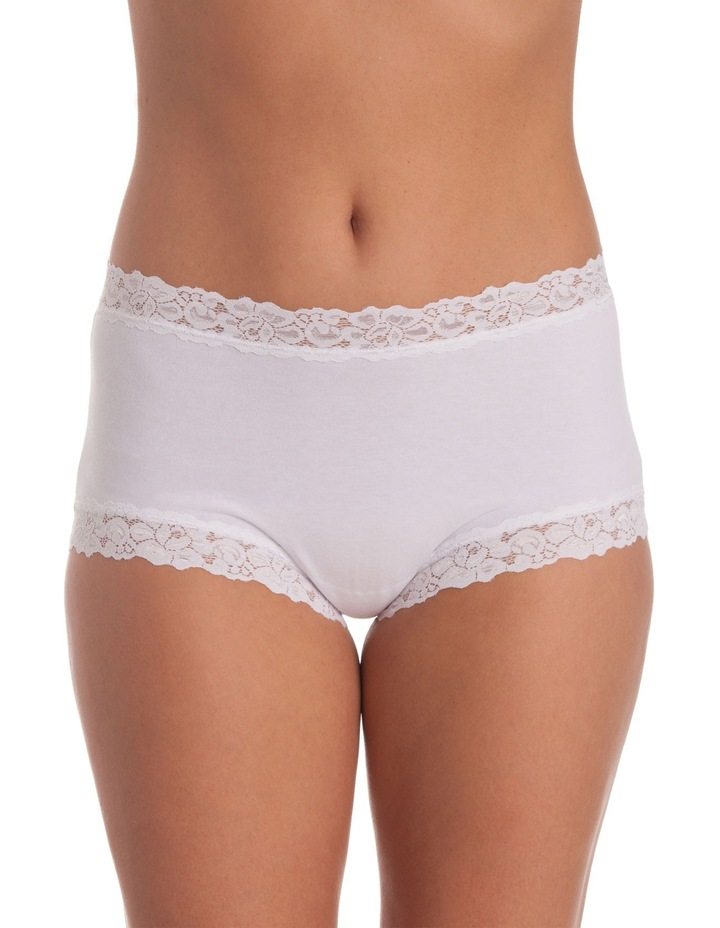 'Parisienne' Cotton Full Brief WWKP image 1