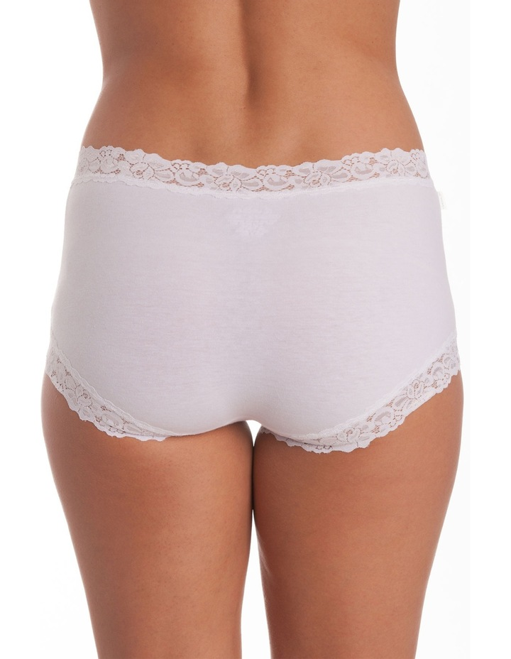 'Parisienne' Cotton Full Brief WWKP image 3