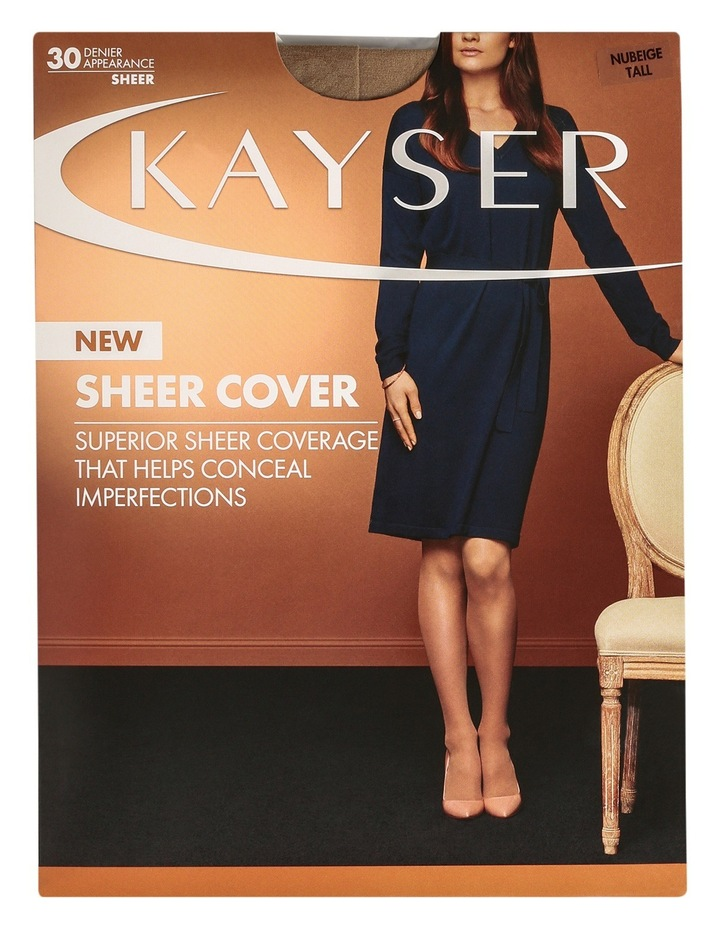 30D Sheer Cover image 1