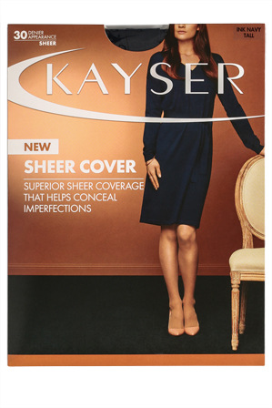 Kayser - 30D Sheer Cover