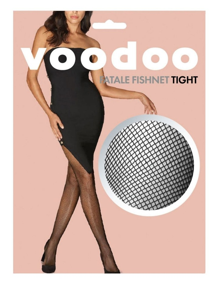 VOODOO FATALE FISHNET TIGHT H33149 image 4