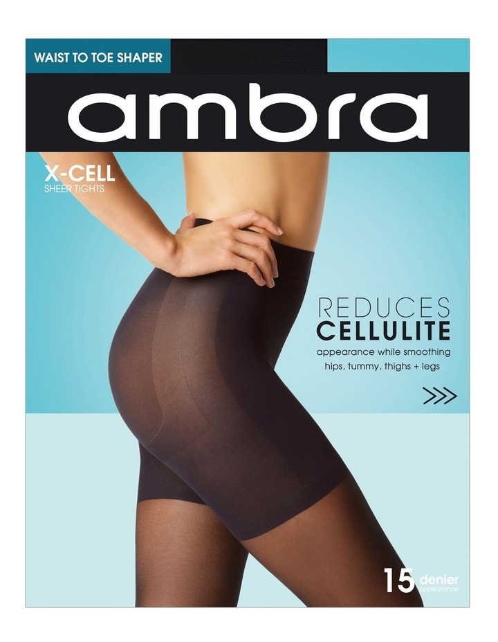 X-cell - Cellulite Reducing Pantyhose image 1