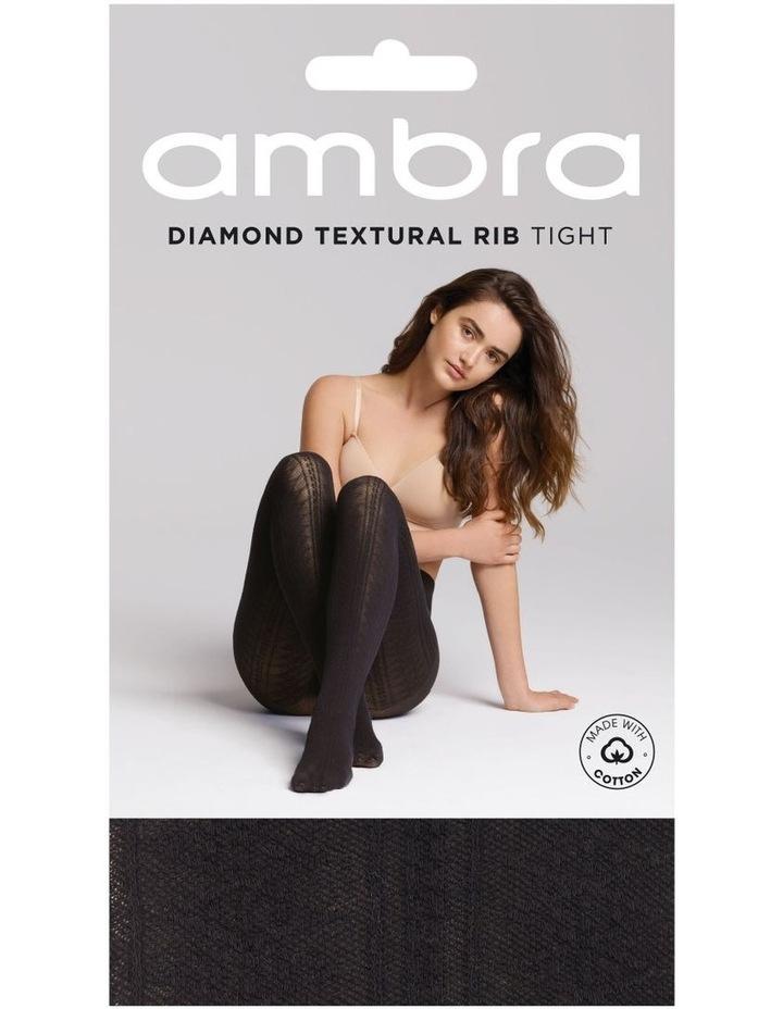 Diamond Textural Rib Tight image 1