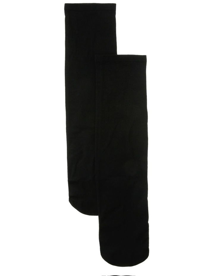 Dig Free Opaque Knee High 2 Pack HXQF2N image 1
