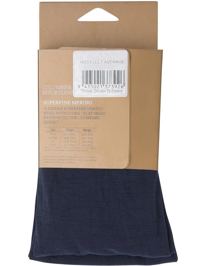 Plain Superfine Wool Tight 1425 image 4