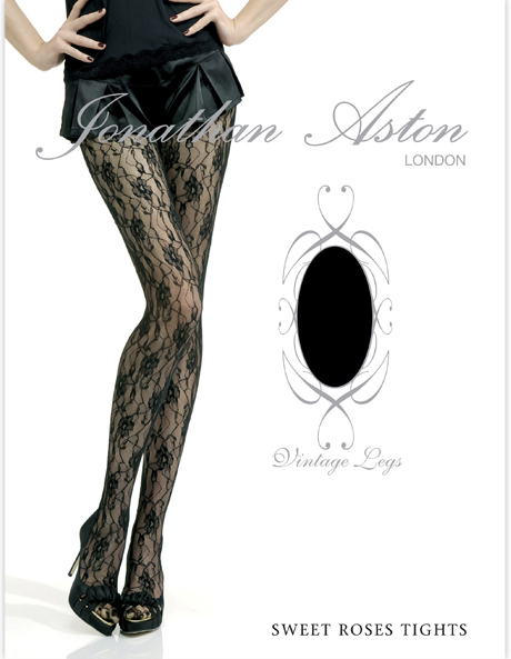 Sweet Roses Tights image 2