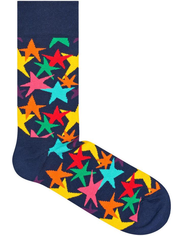'Stars' Crew Sock STA01-6000 image 1