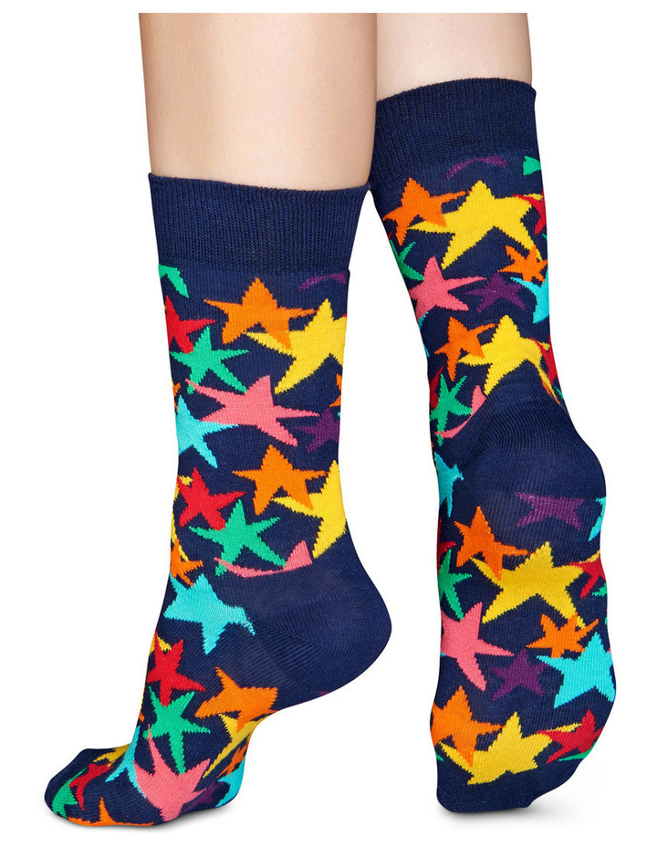 'Stars' Crew Sock STA01-6000 image 2