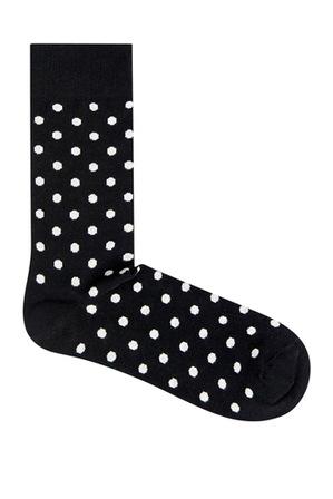 Happy Socks - 'Essentials' Spot Crew Sock D001-909