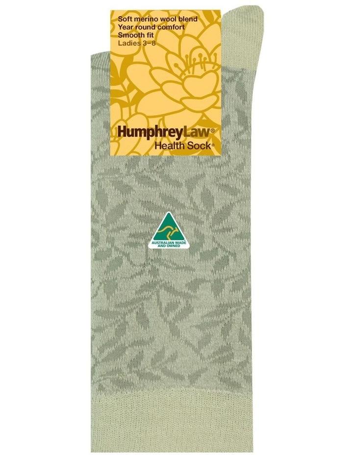 Merino Wool Blend Health Sock 85CO5 image 1