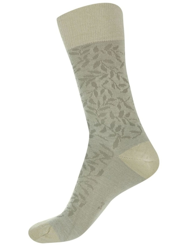 Merino Wool Blend Health Sock 85CO5 image 3