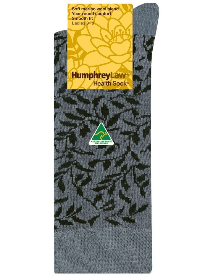 Merino Wool Blend Health Sock 85CO5 image 1