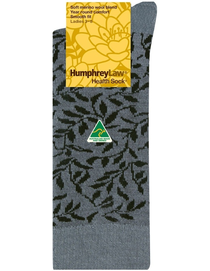 Merino Wool Blend Health Sock 85CO5 image 2