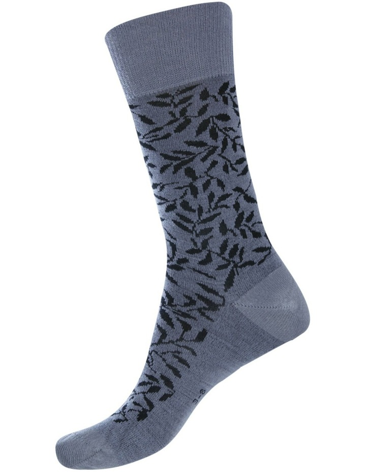 Merino Wool Blend Health Sock 85CO5 image 4