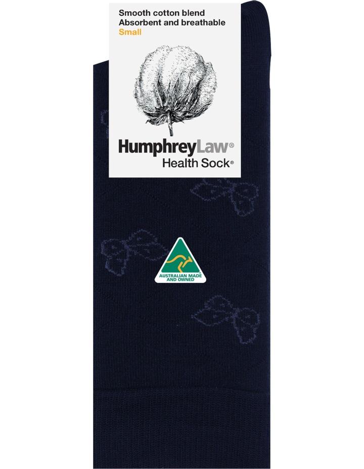 Health Cotton Crew Sock image 1