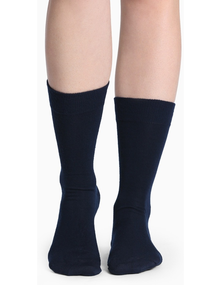 Merino Wool Blend Health Sock image 2