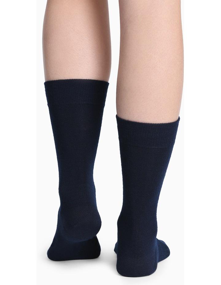 Merino Wool Blend Health Sock image 3