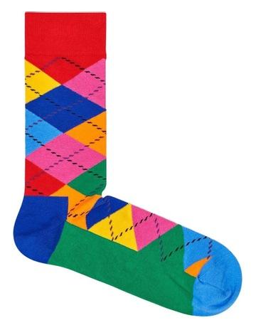 Happy SocksHappy Socks  Argyle  Crew Sock ARY01-4001. Happy Socks Happy  Socks  Argyle  Crew Sock ARY01-4001 d2e0e7f826b