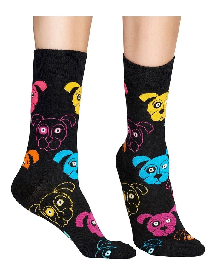 Animal Dog Crew Sock DOG01-9001 image 3